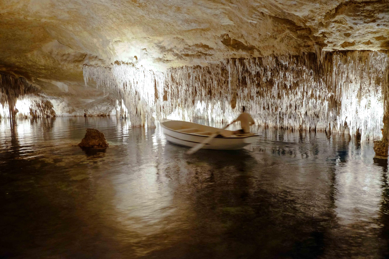 драконьи пещеры на майорке