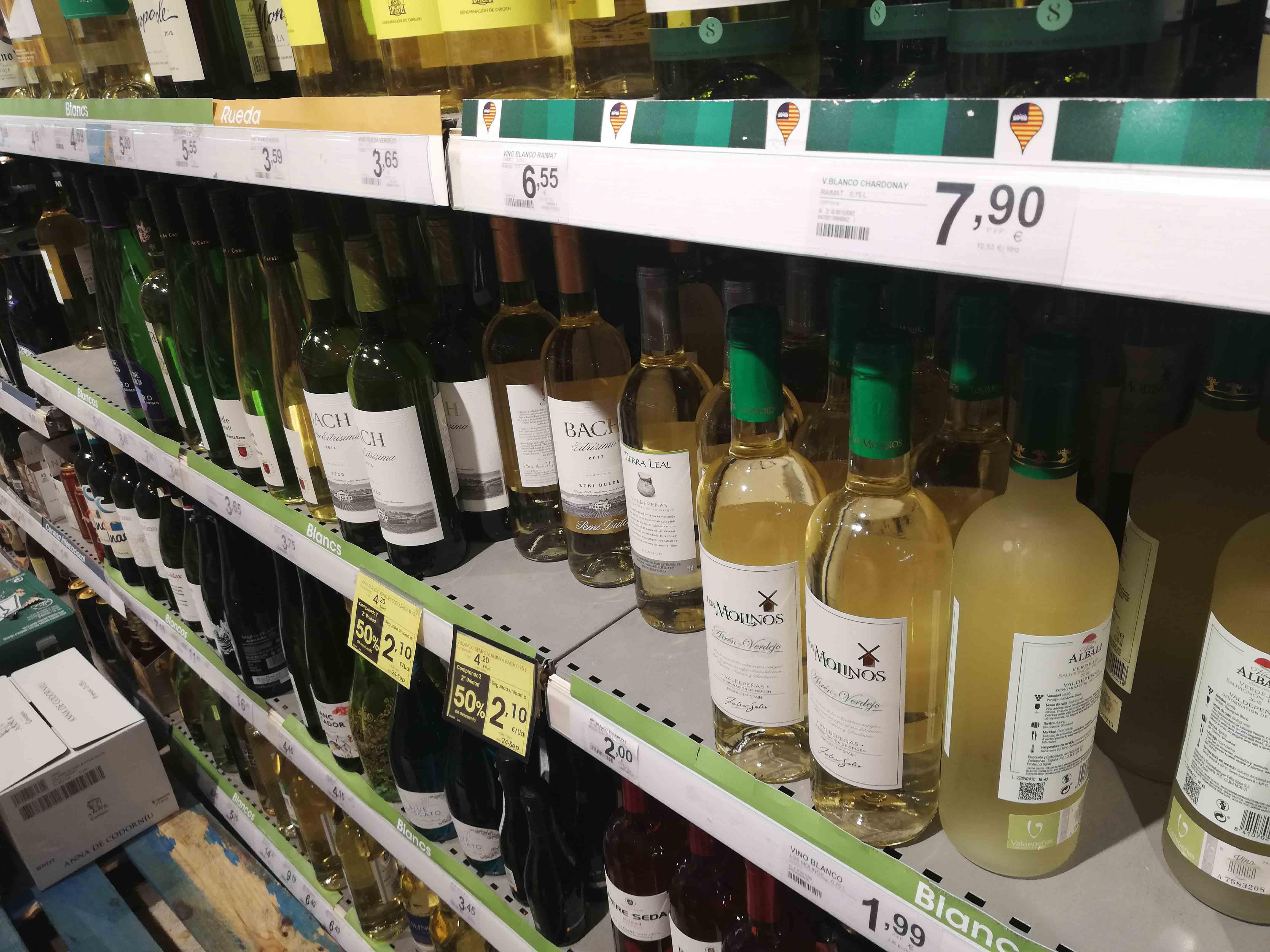 вино на майорке