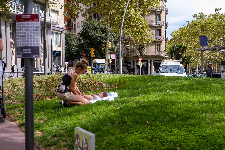 район рокафорт в Барселоне