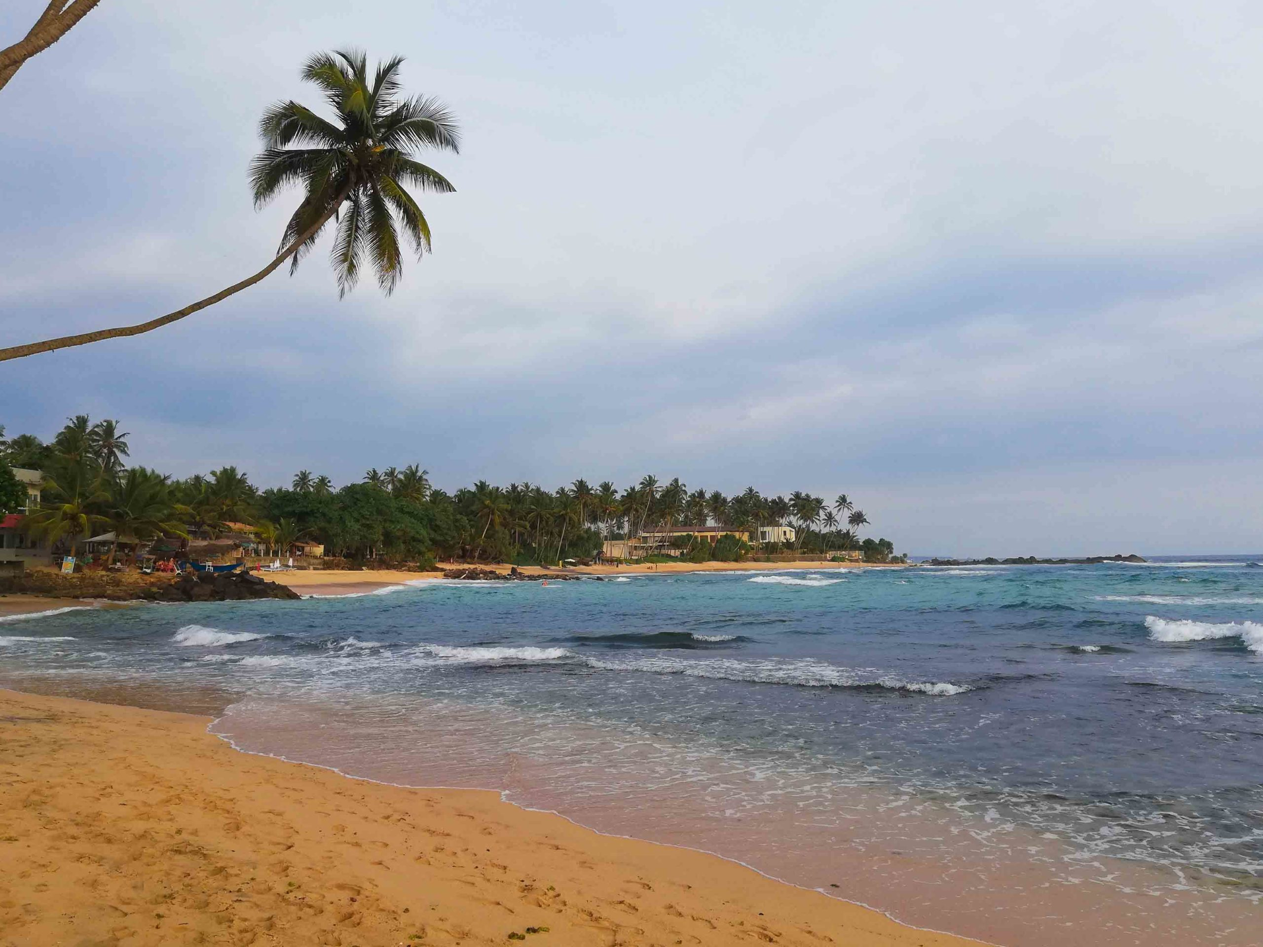 Михирипенна пляж