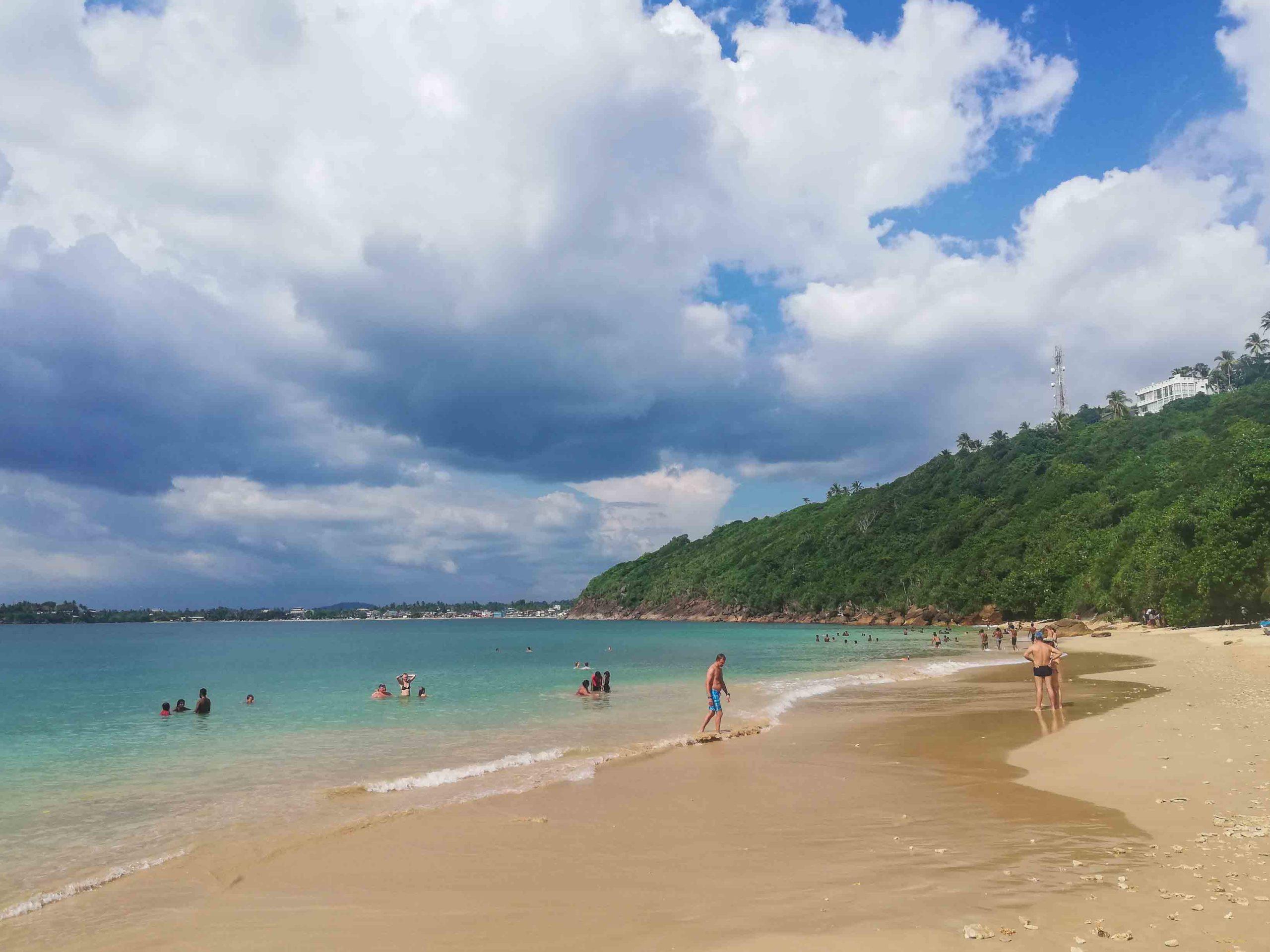 пляж джангл бич унаватуна фото