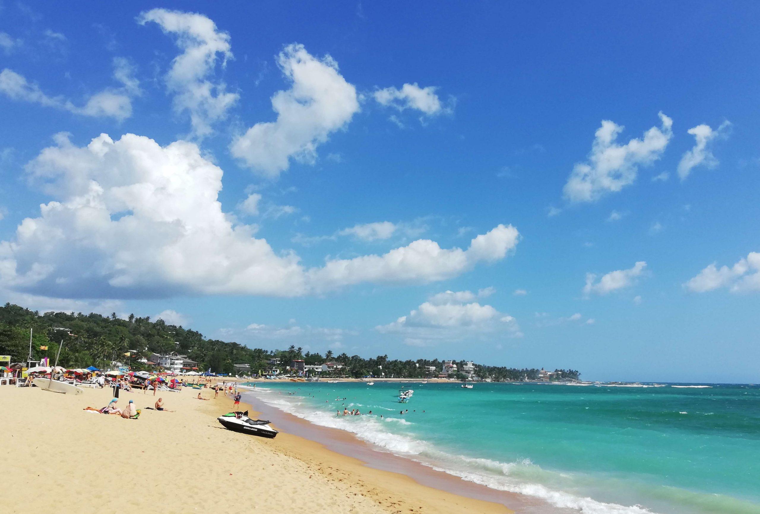 унаватуна пляж фото