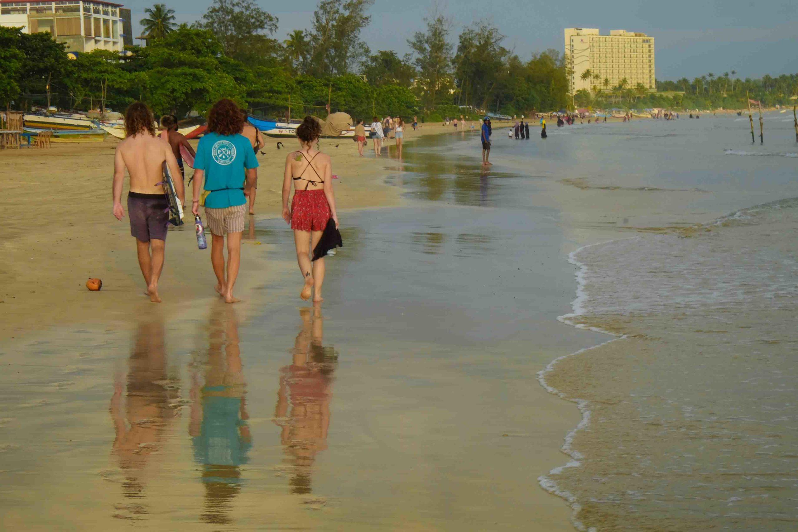 велигама пляж фото