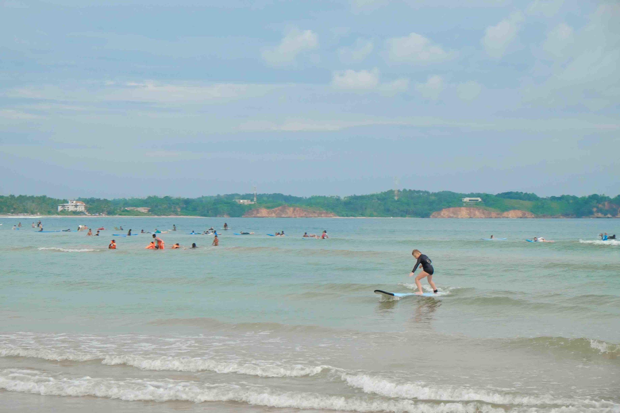велигама серфинг фото