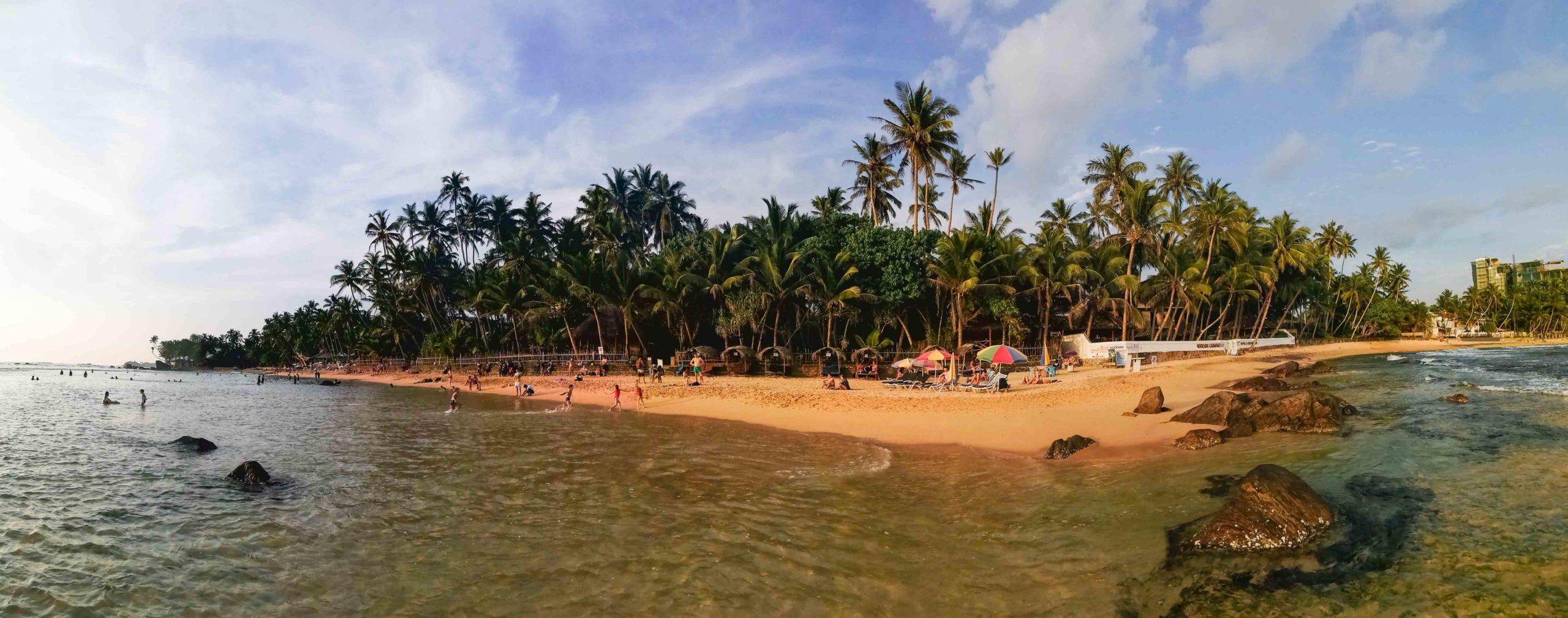 виджайя пляж унаватуна шри ланка фото
