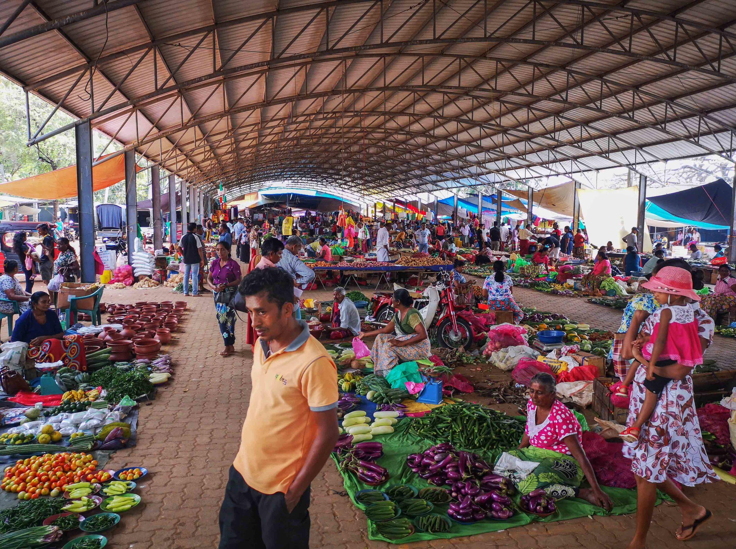 Дамбулла рынок фото