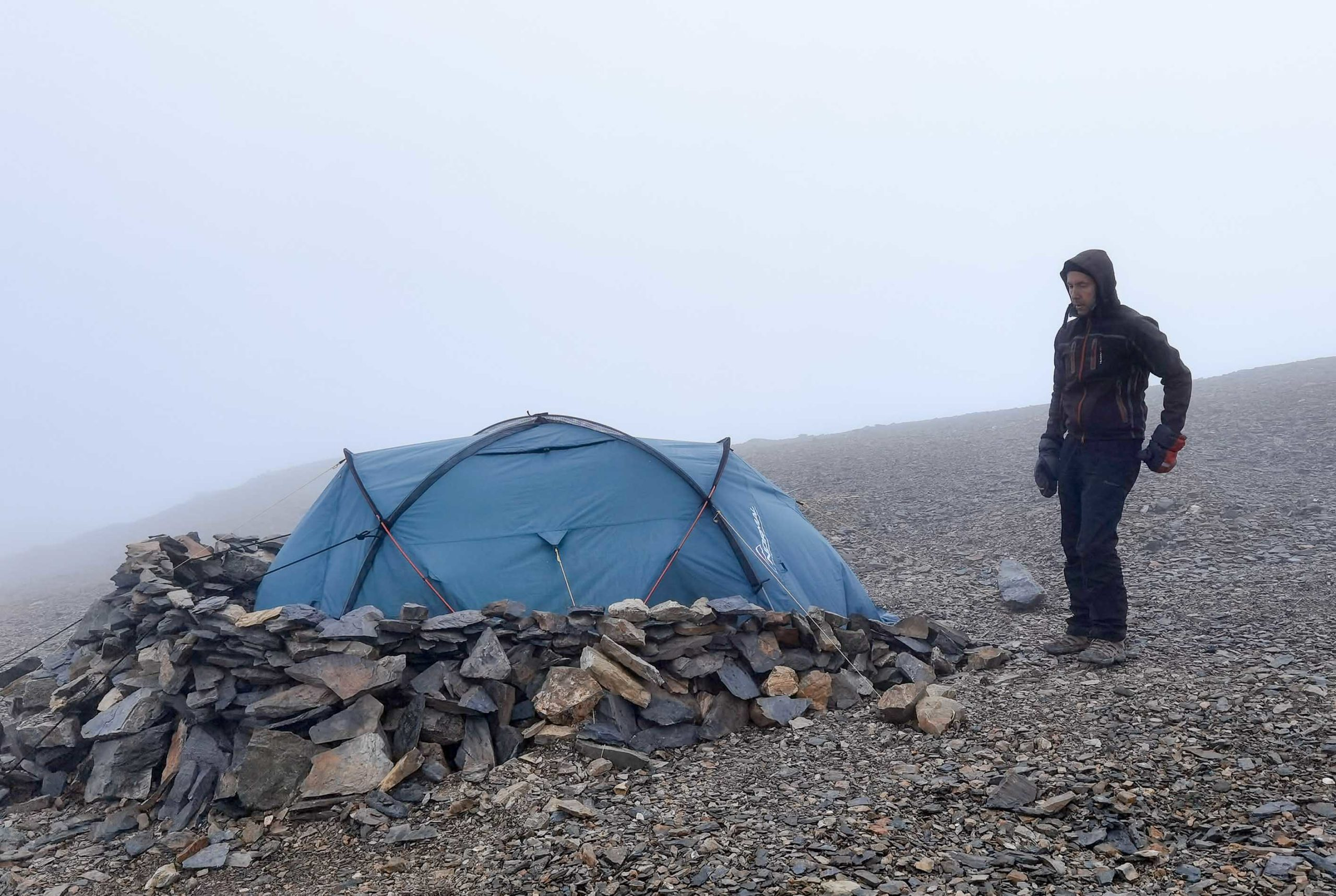 погода гора казбек